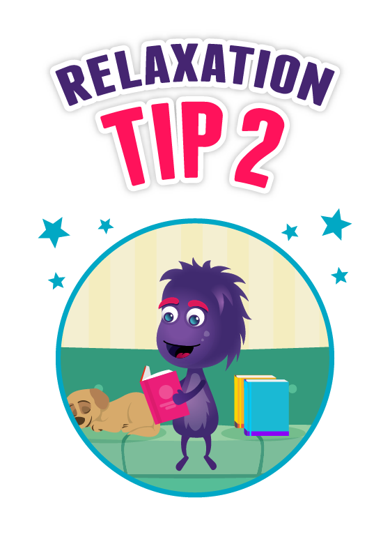 Relaxation Tip 2